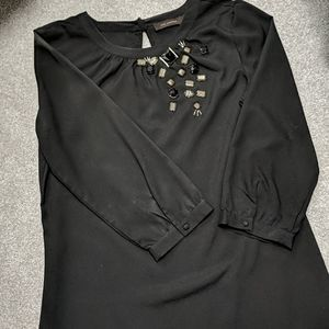 The Limited black blouse small